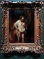 Amsterdam - Rijksmuseum - Late Rembrandt Exposition 2015 - A Woman Bathing in A Stream (Hendrickje Stoffels) 1654.jpg