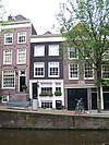 amsterdam lauriergracht 1 through 5 across