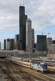 <i>Lincoln Service</i> Chicago-St. Louis passenger rail service