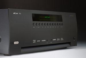 A&R Cambridge Ltd - An Arcam AVR750 AV receiver