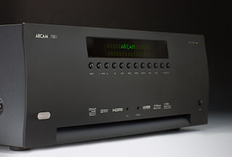 A&R Cambridge Ltd - An Arcam AVR750 AV receiver