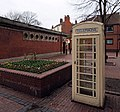 An example on Nelson Street of Hull's famous white telephone phone box - geograph.org.uk - 641845.jpg