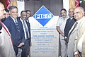 Anand Sharma inaugurated the new office of Federation of Indian Export Organisations, in Mumbai. The Commerce Secretary, Shri S.R. Rao and the Director General of Foreign Trade (DGFT), Dr. Anup K Pujari are also seen.jpg