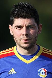 Josep Gómes Andorran footballer
