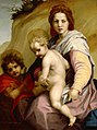 Andrea del Sarto - The Madonna and Child with the Infant Saint John the Baptist (The 'Fries' Madonna), c.1520-1521.jpg