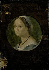 The Wife of Domenico da Gambassi