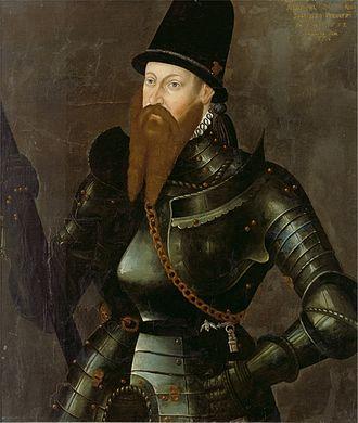 Hof, Bavaria - Margrave Albrecht von Brandenburg-Kulmbach
