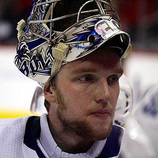 Andrei Vasilevskiy Russian ice hockey player