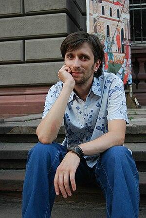 Andrey Kiritchenko - Andrey Kiritchenko in Lviv, Ukraine 2008