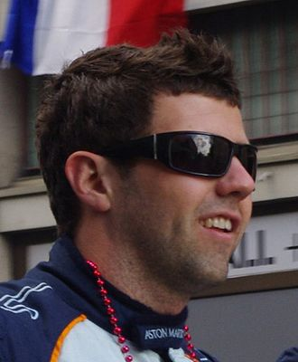 Andy Meyrick - Meyrick in 2011