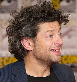 Andy Serkis på San Diego Comic-Con International 2011.