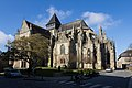 Angle sud-est de l'église Saint-Malo, Dinan, France.jpg