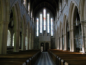 William Hay (architect) - Nave of the Cathedral of St. John the Baptist