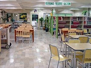 De La Salle Santiago Zobel School - Antonio Montemayor Anievas Memorial Library