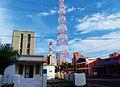 Antena y Edificios en Maracaibo, Venezuela.JPG