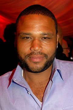 Anthony Anderson 2010.
