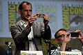 Anthony Stacchi and Graham Annable, The Boxtrolls, 2014 Comic-Con.jpg
