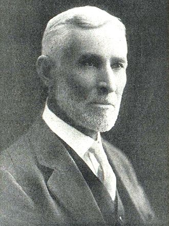 Anthony W. Ivins - Taken in 1921 at age 68/69