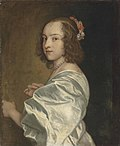 Anthony van Dyck circle - Portrait of Margaret Lemon 2015 CSK 10451 0044.jpg