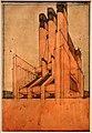 Antonio sant'elia, studio per edificio, 1914 (coll. priv.).jpg