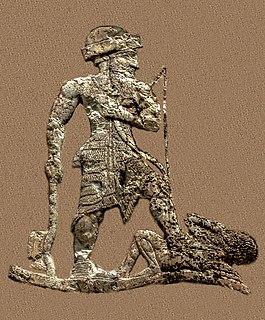 Pre-Iranian tribal kingdom