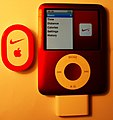 Apple iPod Nano and Nike+ Kit.JPG