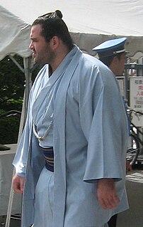 Aran Hakutora Russian former sumo wrestler