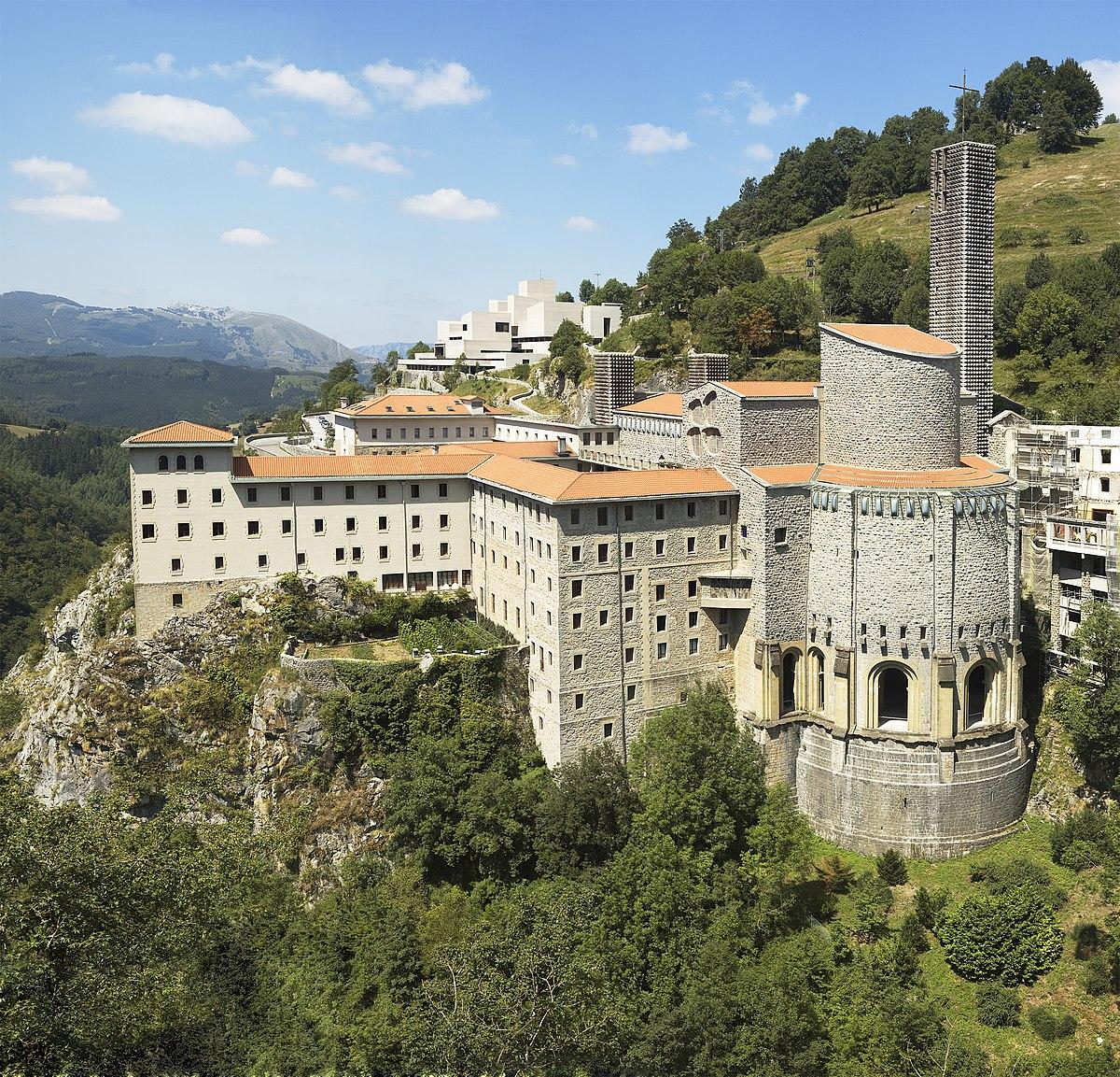 Sanctuary of Arantzazu - Wikipedia