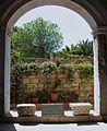 Arc a l'Stoà d'Àtal, àgora d'Atenes.JPG