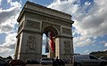 Arc de Triomphe (south-east)- Paris.jpg