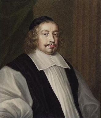 John Dolben - Image: Archbishop Dolben