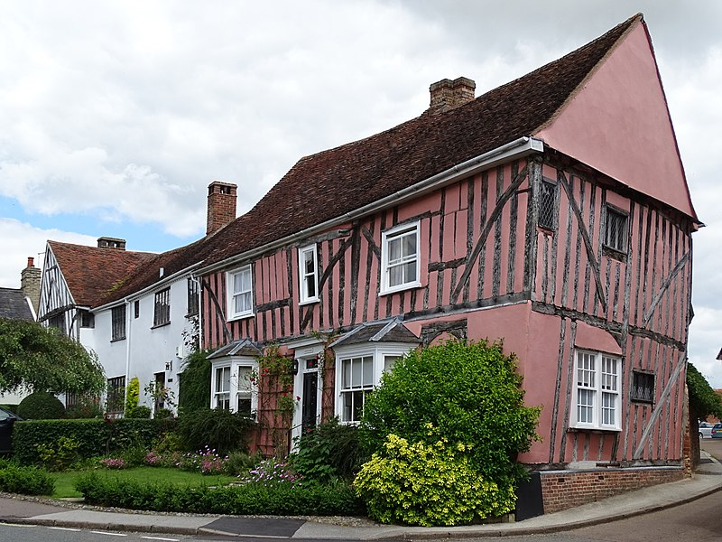 File:Architectural Detail - Lavenham - Suffolk - England - 09 (28226197172).jpg