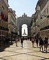 Arco da Rua Augusta in Lisbon (37411780784).jpg