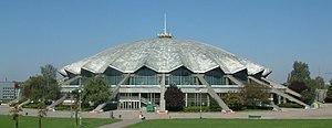 Grunwald, Poznań - Image: Arena Poznań RB1