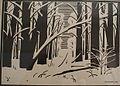 Arkady Astapovich. Winter in the forest.JPG
