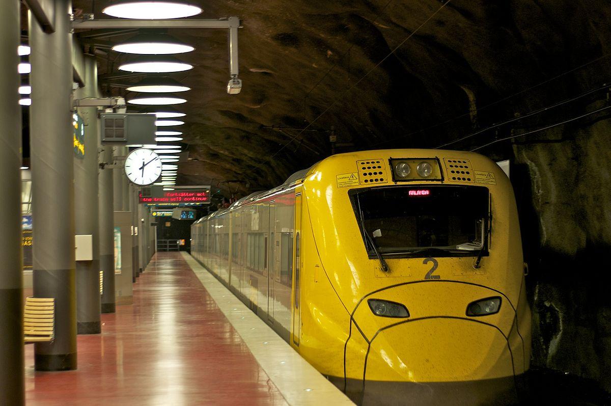 Arlanda Line - Wikipedia