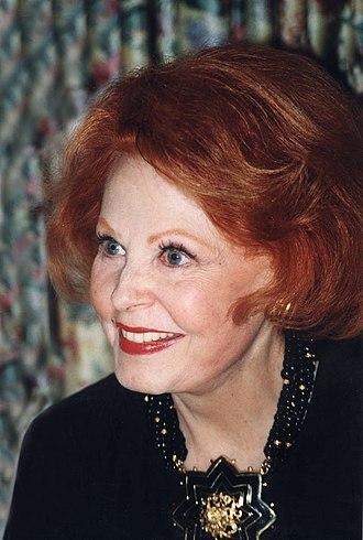 Arlene Dahl - Dahl in 2000