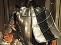 Armor for the Plankengestech, north German, 3rd quarter of 16th century - Higgins Armory Museum - DSC05670.JPG