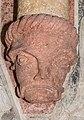 Arnoldstein Thoerl Pfarrkirche hl Andreas Chor Neidkopf 05102016 4757.jpg
