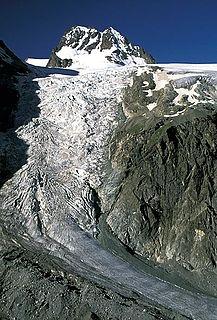 Arolla Glacier glacier