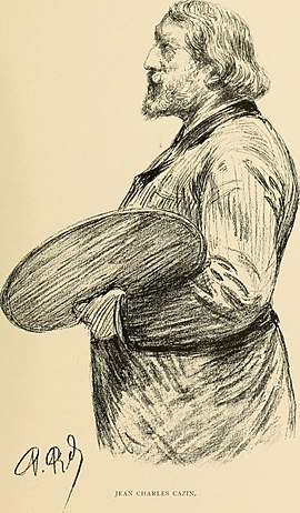 Jean Charles Cazin