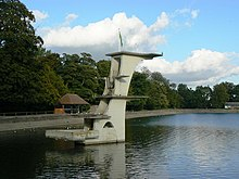 Coate Water Country Park - Wikipedia