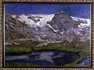The Glarus Alps
