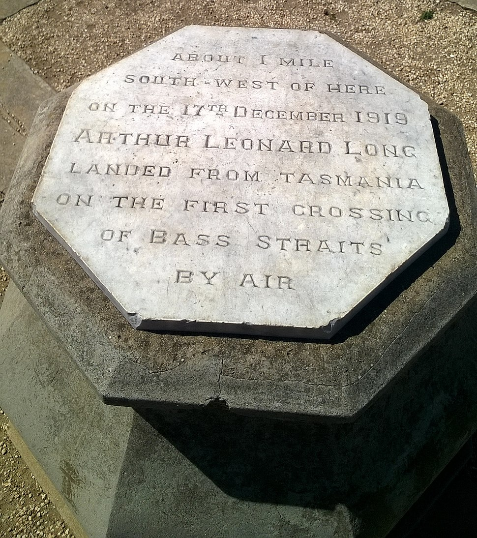 Arthur Long monument