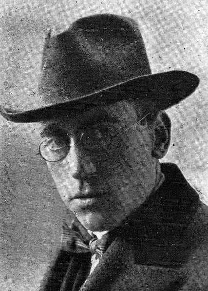 Arturo Noguerol Buján 1923