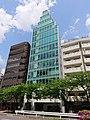 Asax Hiroo Building, at Hiroo, Shibuya, Tokyo (2019-05-04) 02.jpg