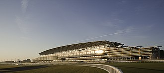 Piccolo (horse) - Ascot Racecourse, where Piccolo won the King's Stand Stakes in 1995