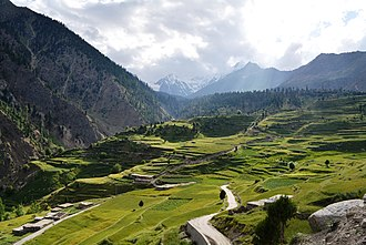 Astore District - The Rama Valley near Astore