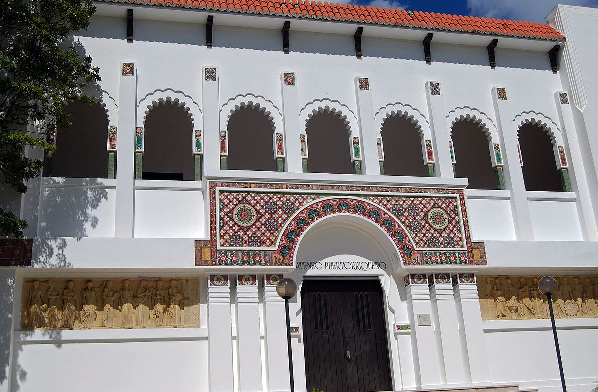 Exterior: Ateneo Puertorriqueño