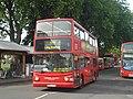 Au Morandarte Flickr London United TA211 on Route 65X, Ealing Broadway (9664237365).jpg